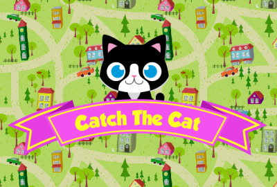 Catch The Cat Kids Game