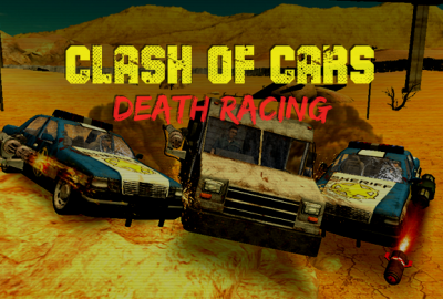 Clash of Cars Death Racing