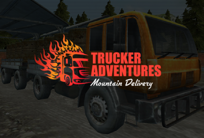 Trucker Mountain Delivery